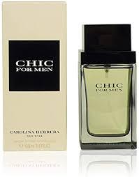 <b>Carolina Herrera Chic Men</b> Eau De Toilette 100ml: Amazon.co.uk ...