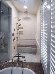 Contemporary Showers Bathrooms Dreamy Tubs And Showers Hgtv