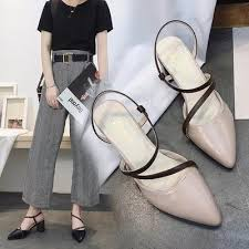 Designer Dress Shoes 2019 <b>Spring New Hollow Coarse</b> Sandals ...