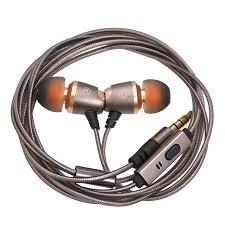 <b>3.5mm In-Ear</b> Wired <b>Earphones</b> Music <b>Headphones</b> Magnetic Metal ...