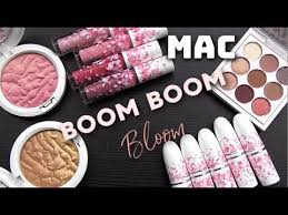 <b>MAC</b> BOOM <b>BOOM BLOOM</b> Collection: Live Swatches & Review ...