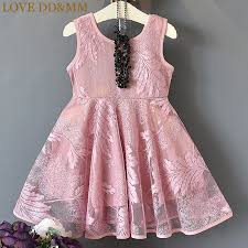 LOVE DD&MM <b>Girls Dresses 2019</b> Summer <b>New Children's</b> ...