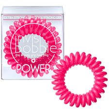 <b>invisibobble</b> Power Hair Tie (3 Pack) - <b>Pinking of</b> You | SkinStore