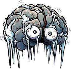helados nos producen congelación cerebral