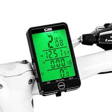 Speedometers US-PopTrading <b>Bike Computer</b> Wireless <b>Waterproof</b> ...