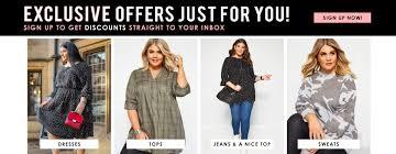 Yours <b>Clothing</b>: <b>Plus Size Clothing</b> | <b>Women's Plus Size Fashion</b>