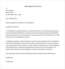 free cover letter template –    free word  pdf documents download    dental hygienist cover letter template free word format