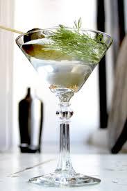 Martini Recipes Vodka St Dill Martini Recipe Saveur