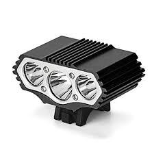 Theshy Bike Front Light &Tail Light, 12000 Lm 3 x ... - Amazon.com