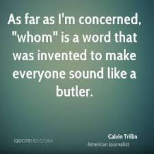 Calvin Trillin Quotes | QuoteHD