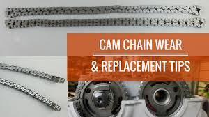 <b>Cam Chain</b> Wear and Replacement Tips - DIY Moto Fix