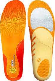 <b>Стельки Sidas Winter</b> 3D Оранжевый цвет — купить за 3499 руб ...