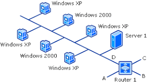 topology  client  and operating system network discovery