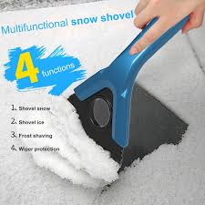 Buy Car Wash Accessory Tool <b>Multi-function</b> Shovel Sonw/Ice ...