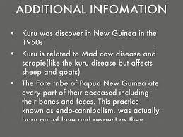 Image result for kuru disease