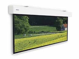 t Projection screen for medium to <b>large</b> venue applications ...