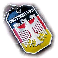 germany eagle <b>german flag</b> deutschland pendant bundesadler <b>dog</b> ...