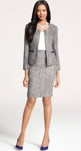 17 best ideas about interview suits skirt suit ann taylor 293594wwb etienne tweed jacket