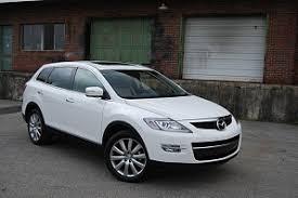 Mazda CX9 и охранно-поисковый <b>комплекс</b> АНТИУГОН®