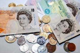 Image result for images of pound sterling money