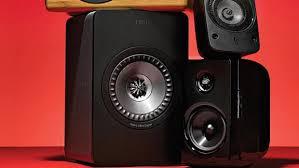 kef x300a best office speakers