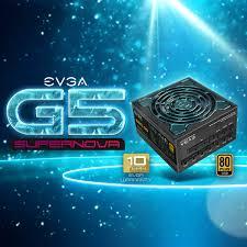 Статьи - EVGA G5 PSU - EVGA - RU
