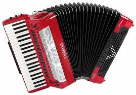 <b>Цифровой аккордеон Roland</b> FR-8x — купить по выгодной цене ...