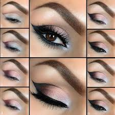 you must middot blue eye makeup tutorial6 soft smokey eyes tutorial