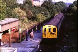 Watford West railway station