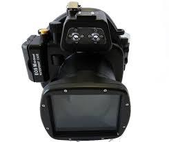 <b>Аквабокс Meikon EOS</b> M для Canon EOS M 18 55 - ElfaBrest