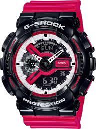 Наручные <b>часы Casio</b> G-SHOCK <b>GA</b>-<b>110RB</b>-<b>1AER</b> — купить в ...