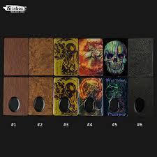 11 original thunderhead creations thc thunder storm pps bf 18650 20700 21700 squonk mechanical box mod with rda vape kit