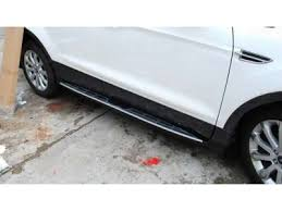 <b>Пороги</b> алюминиевые <b>OEM Tuning</b> для Ford Kuga 2013-2020