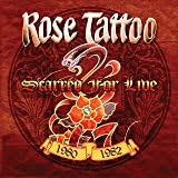 <b>Rose Tattoo - Scarred</b> For Life - Rose Tattoo LP - Amazon.com Music