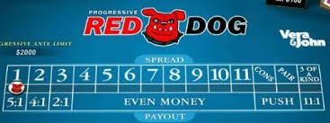 「レッドドッグカジノ」の画像検索結果