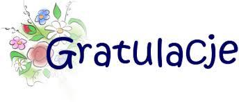Znalezione obrazy dla zapytania gify ruchome gratulacje