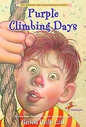 Purple Climbing Days (Kids of the Polk Street School): Giff, Patricia Reilly - 0440473098