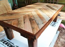beautiful wood pallet table iof17 beautiful wood pallet outdoor furniture