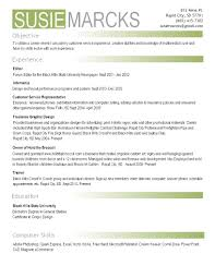 resumes for photographers cipanewsletter cover letter photography resume objective objective for