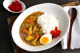 <b>Japanese</b> Chicken Curry チキンカレー • Just One Cookbook