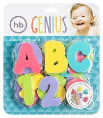 <b>Игрушка</b> для ванной <b>Happy Baby</b> Genius, с 1 года - купить по цене ...