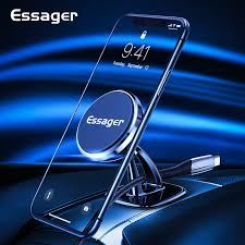<b>Essager</b> Magnetic Car <b>Phone Holder</b> Stand For iPhone 11 Universal ...