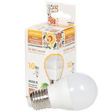 <b>Лампа светодиодная TDM Electric</b> Шар Народная SQ0340-1589 ...