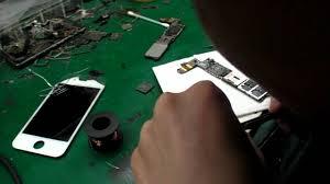 Smartphone <b>repair</b> at the Shenzhen Smartphones Market - YouTube
