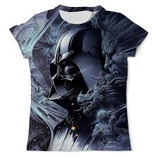 <b>Printio</b> Darth Vader Demons (Star Wars), Женская <b>Одежда</b> Нижний ...
