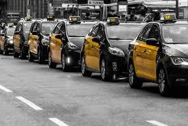 Почему <b>черно желтое</b> такси в Барселоне - Барселона ТМ