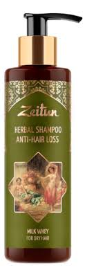 Фито-<b>шампунь</b> против выпадения <b>волос</b> с молочной сывороткой ...