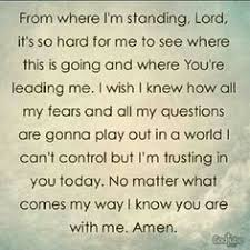 You Never Forget a Feeling   Prayer, Peace and God via Relatably.com