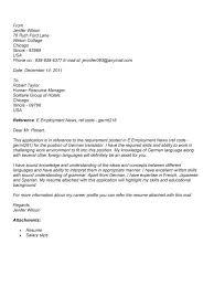 Interpreter Resume Sample  resume for smlf x letter job sample