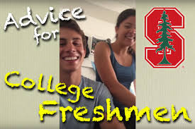 advice for college freshmen